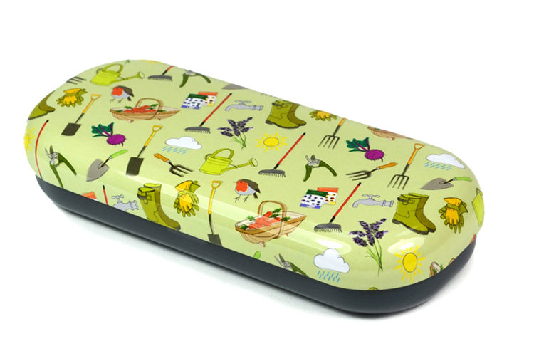 Gardening glasses case top